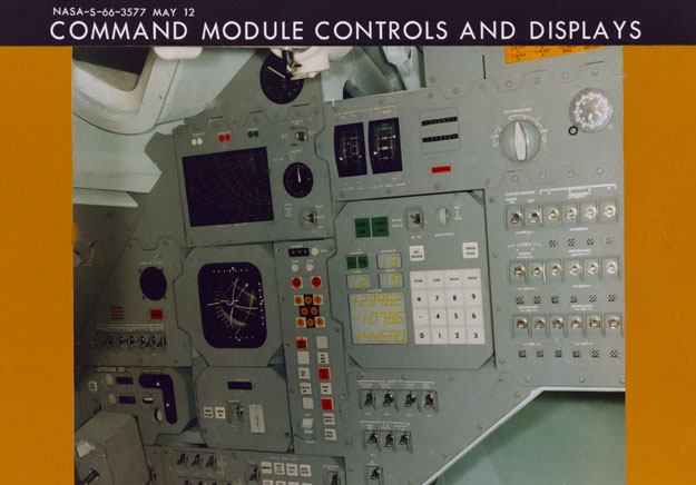 apollo capsule control panel - photo #35