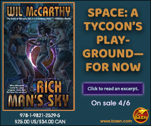 Rich Man's Sky - Baen Books