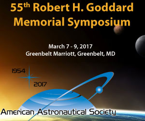 2017 Robert H. Goddard Memorial Symposium