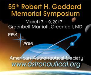 2017 Robert H. Goddard Memorial Symposium
