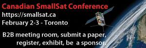 Canadian SmallSat Symposium