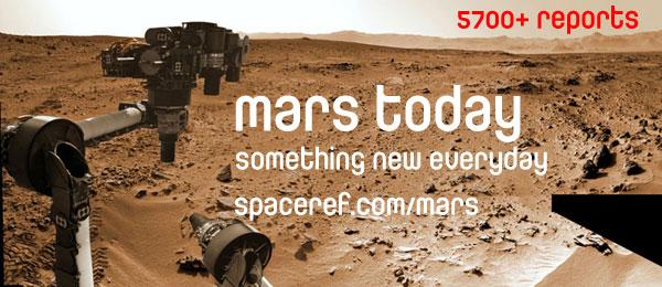 Mars Today