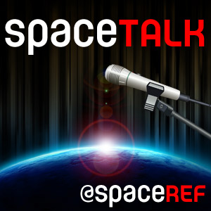 Subscribe to the Space Talk @SpaceRef Podcast.