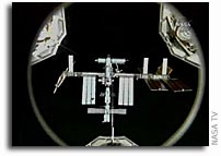 NASA ISS On-Orbit Status 17 March 2009
