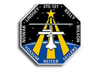 NASA STS-121 Mission Status Report #01