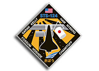 NASA STS-124 Report #28  2 a.m. CDT Saturday, June 14, 2008
