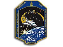 NASA STS-126 Report #07  Monday, November 17, 2008 - 6 p.m. CST