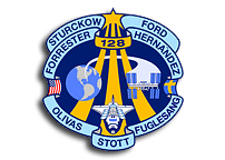 NASA STS-128 MCC Status Report #08 1 p.m. CDT Tuesday, Sept. 1, 2009