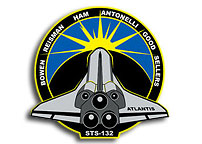 NASA STS-132 Report #18  Sunday, May 23, 1010 - 12 a.m. CDT