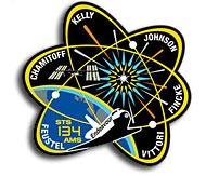 NASA STS-134 Update: Crews Complete Workday