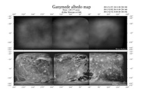 Amateur Astronomer Photographs the Surface of Ganymede