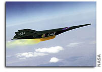 Guinness World Records Recognizs NASA X-43A Speed Record