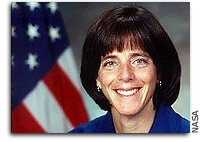 Educator Astronaut Barbara Morgan to Meet Students and Media