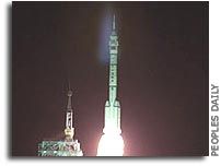 China's Launch of Manned Space Mission Seen Soon