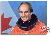 Astronaut Steve MacLean Appointed President of the Canadian Space Agency