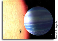 New Method for Detecting Extrasolar Planets