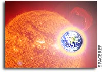 Coronal Activity May Be 'Buried Alive' in Red Giant Stars