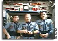 STS-107 Mishap Response Status Report #1