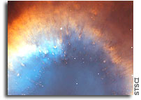Iridescent Glory of Helix Nebula Showcased on Astronomy Day