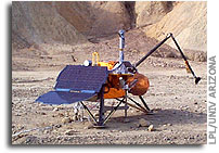 Alliance Spacesystems, Inc. Selected to Build Robotic Arm for Phoenix Mission to Mars