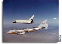 26 years since the first flight of NASA's