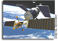 Space Tug to NASA's Hubble Space Telescope's Rescue?