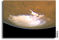 Hubble's Close Encounter with Mars