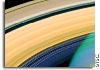 New Hubble Imagery of Saturn's Rings