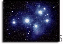 Pleiades in Rare Interstellar Three-Body Collision
