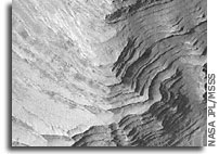 NASA Mars Picture of the Day: Layers in Terby Crater 