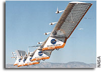 NASA's Helios Prototype Aricraft Lost in Flight Mishap