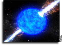 Rosetta Stone Decodes Gamma-Ray Burst Mystery