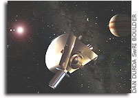Pluto-Bound New Horizons Sees Changes in Jupiter System