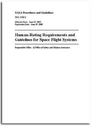 Human Rating Requirement