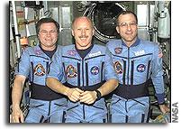 Russian President Putin Praises ISS Crew