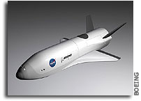 Boeing Launches Orbital Space Plane Design