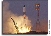 Progress M-47 Launches to the Space Station