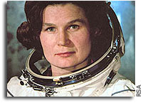 40th Anniversary of Valentina Tereshkova's Flight