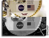 JPL Logo Missing on Mars!