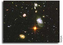 Scientists See Through the Dark Ages of the Universe