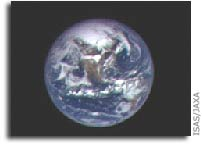 Japan's Hayabusa acquires images of Earth and the moon