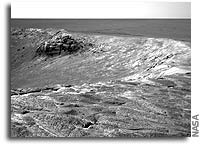 Opportunity Gets Green Light to Enter Endurance Crater