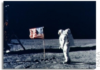 Nostalgia and Anticipation Follow Apollo 11 Anniversary