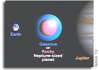 New class of extrasolar planets discovered: new era for planet hunting