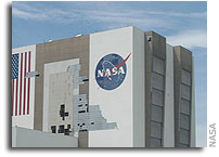 NASA Kennedy Space Center Recovers from Hurricane Frances