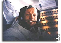 Comments by Neil Armstrong At Presentation of the National Space Trophy
