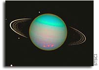 Hubble Examines Uranus and Neptune