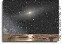 NASA Hubble Views Sedna: No Large Moon Visible