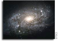 NASA/ESA Hubble Images Majestic Cousin of the Milky Way