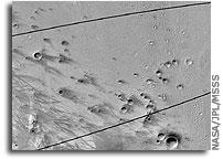 Mars Exploration Rover (MER-A) Spirit Landing Site